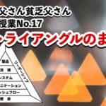 B-Iトライアングルのまとめ〜お金の授業No.17〜