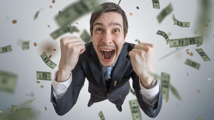 宝くじに当たっても金持ちになれない理由