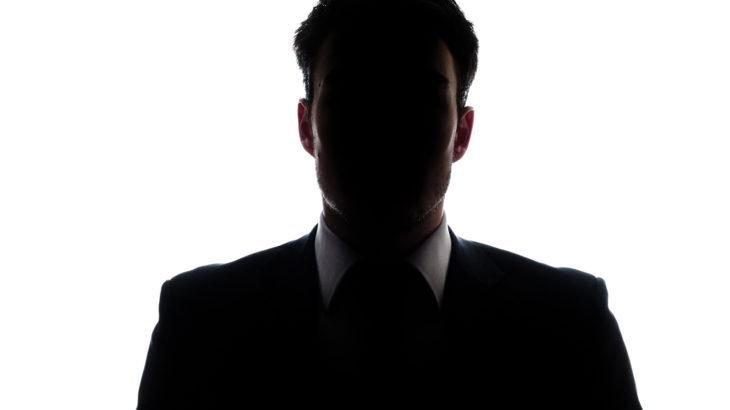 謎の男。神田健