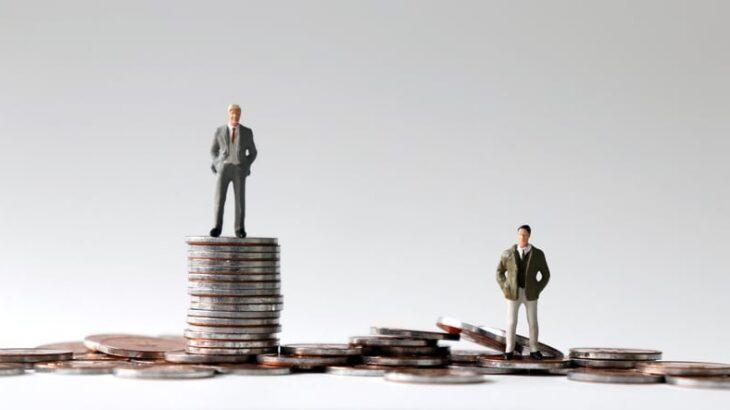 富裕層と中間層の投資先の違い